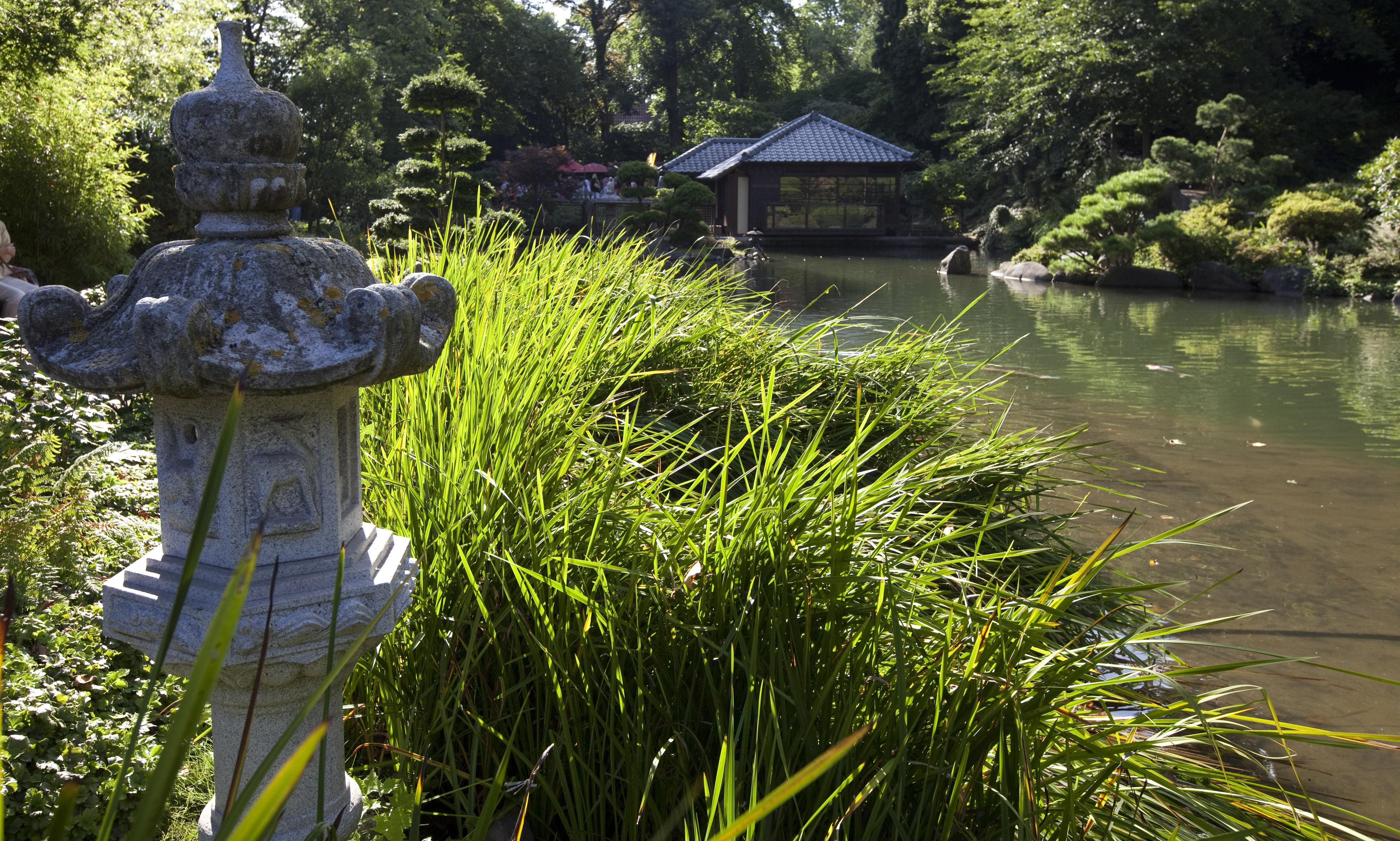 Japanischer Garten Stadt Kaiserslautern