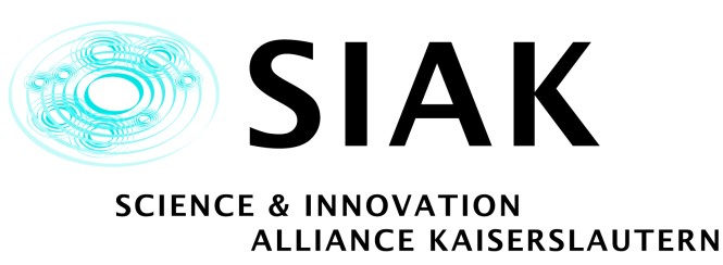 Logo der Science and Innovation Alliance Kaiserslautern e.V. © SIAK