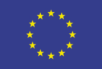 The European flag consists of a wreath of twelve golden, five-pointed, not touching stars on an azure field.