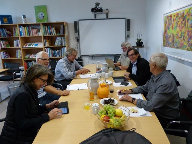 steuerungsgruppe comenius regio trifft sich in der partnerstadt silkeborg stadt kaiserslautern. Black Bedroom Furniture Sets. Home Design Ideas