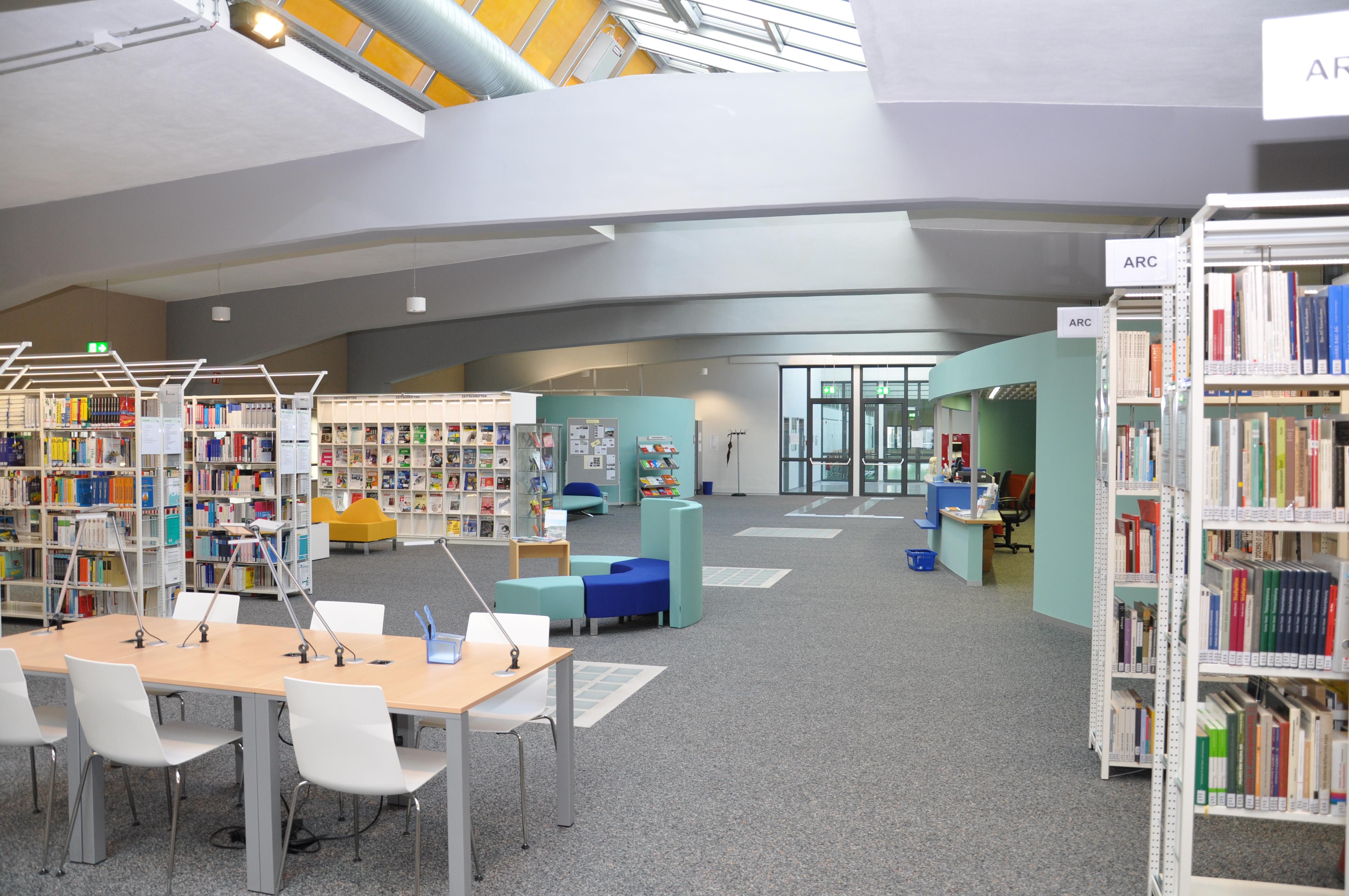 Weitere Bibliotheken Stadt Kaiserslautern