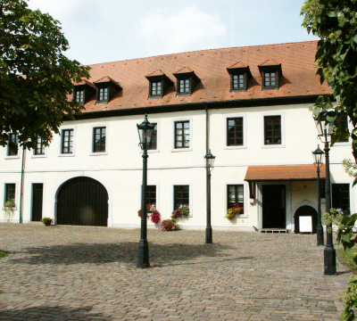 Exterior view of the Wadgasserhof