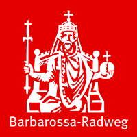 Logo Cycle way 'Barbarossa'