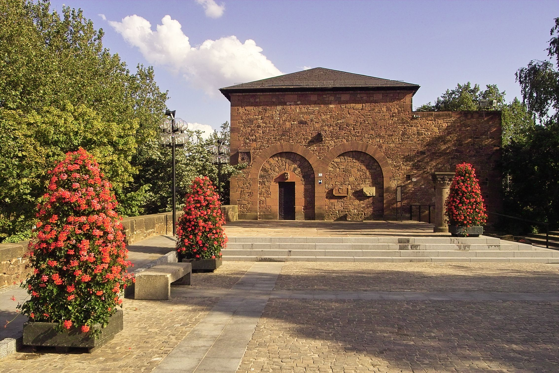 Casimirschloss Stadt Kaiserslautern