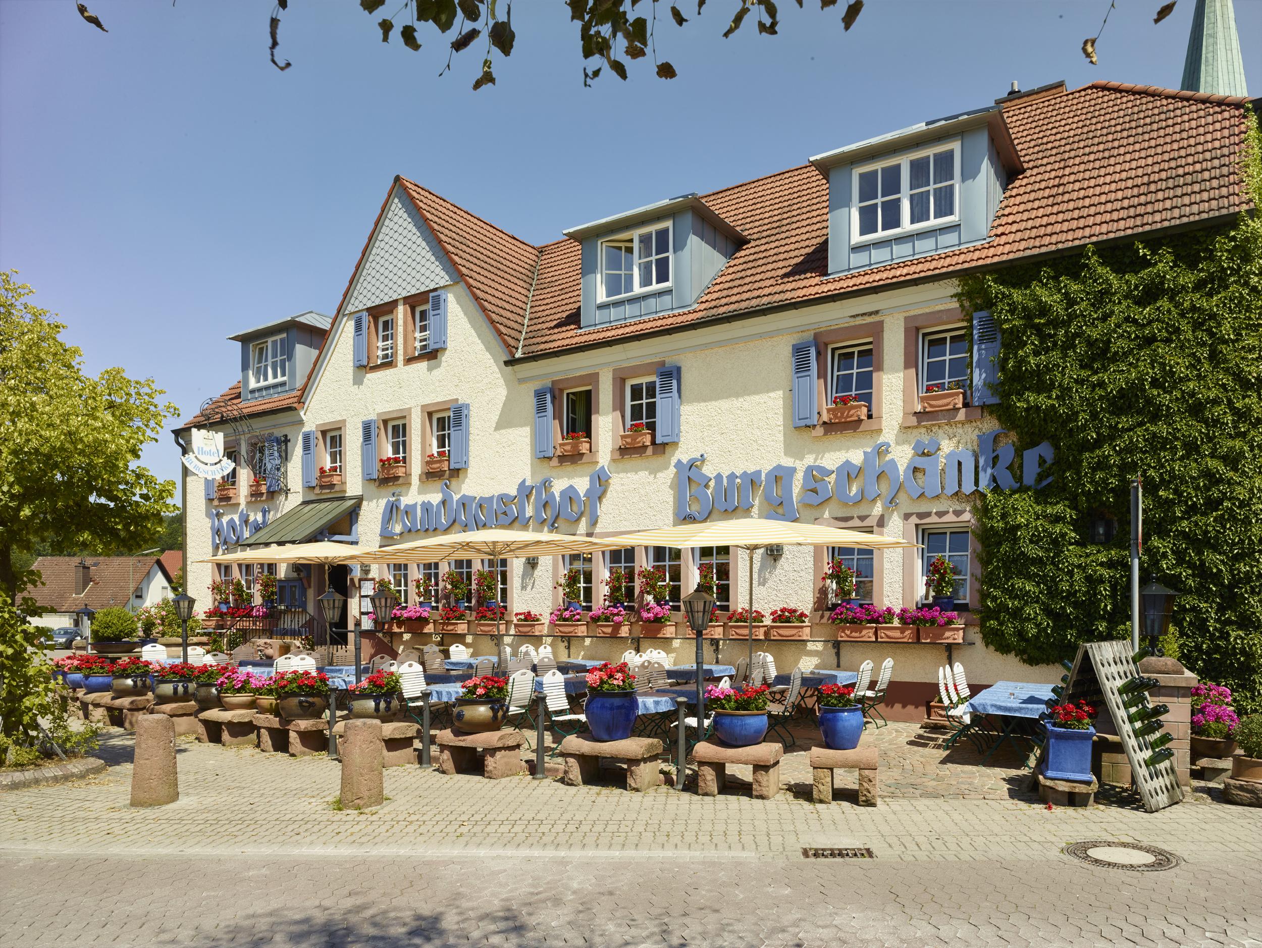 Burgschänke - Stadt Kaiserslautern